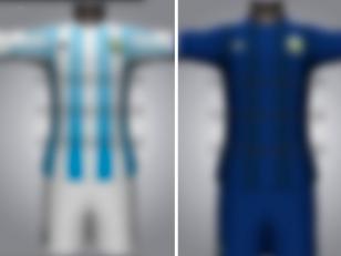 ¿Cómo será la camiseta de la Selección Argentina en el Mundial 2014?