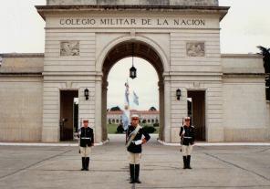 Puricelli encabeza el acto central por el día del Ejército