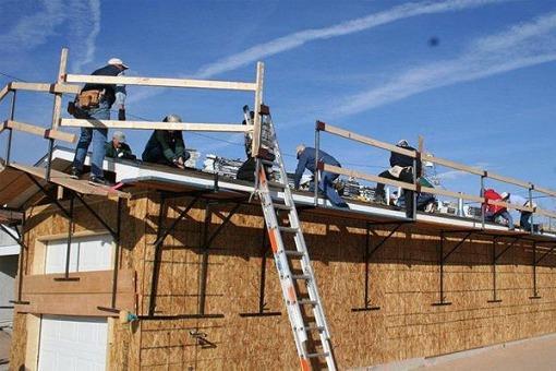 Sube el empleo formal en la construcción un 2,1 por ciento