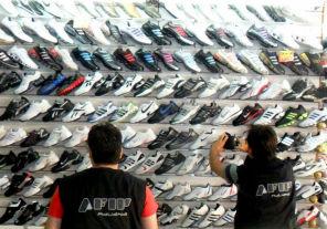 AFIP secuestró productos ilegales por 31,5 millones de pesos