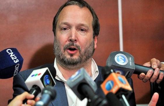 Sabbatella brinda una conferencia de prensa por el fallo judicial