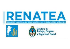 Renatea firmó un convenio para alfabetizar adultos en zonas agrarias