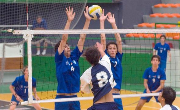 Juegos Nacionales Evita en Mendoza