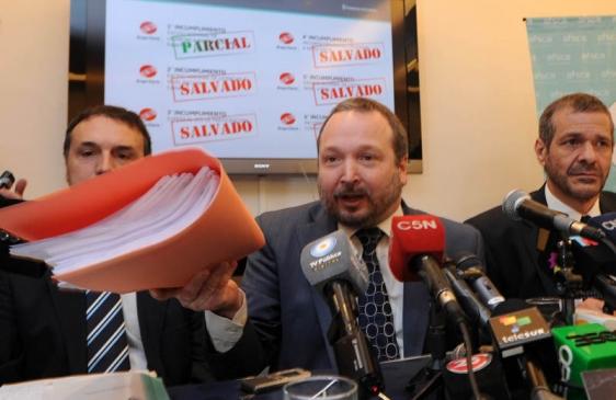 """Sabbatella: """"este fallo busca destrozar el espíritu antimonopólico de la Ley de Medios"""""""