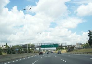 Obras de infraestructura vial en los accesos Norte y Oeste