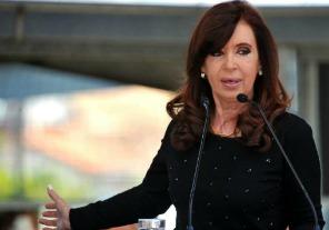 La Presidenta encabeza un acto en Santa Cruz