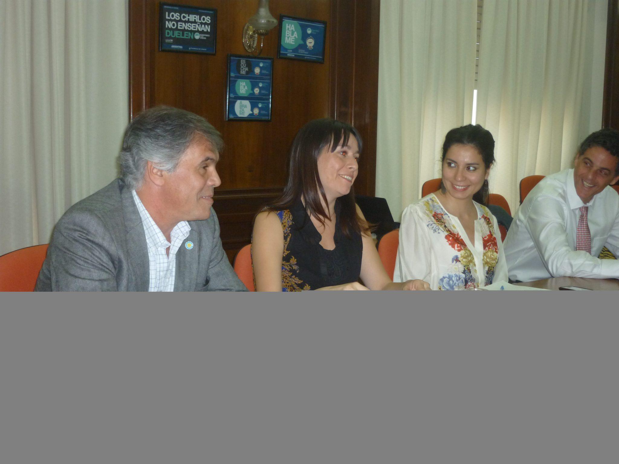 Se formaron profesionales chilenos en el tema de asistencia a personas víctimas de trata
