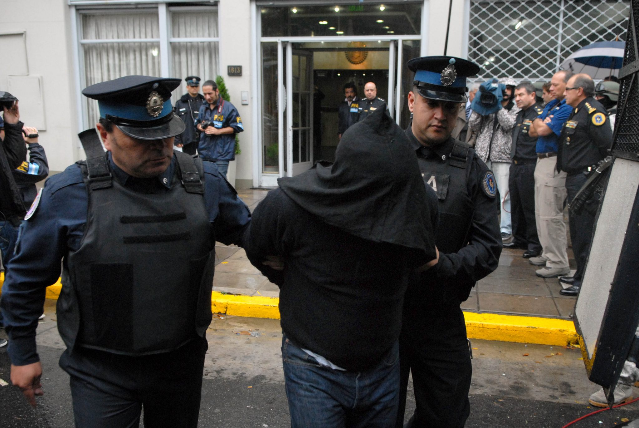 Desbaratan a una banda de narcotraficantes que operaba en Formosa y Buenos Aires