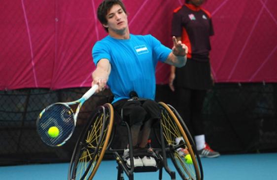 Una silla de ruedas más liviana para deportistas
