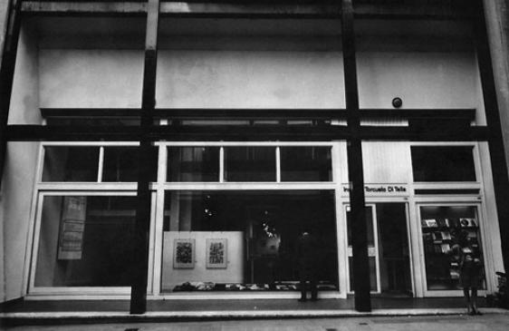 Catálogos y libros del Instituto Di Tella