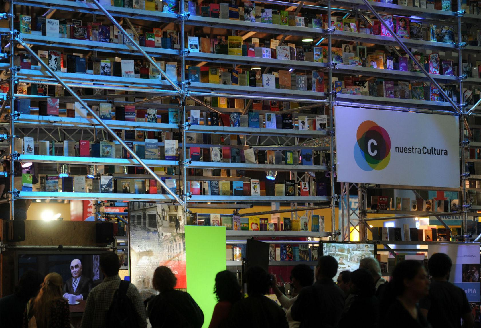 Cierra hoy la 39 Feria del Libro