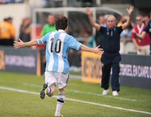 """Sabella: """"Messi se recupera muy bien y podrá jugar"""""""