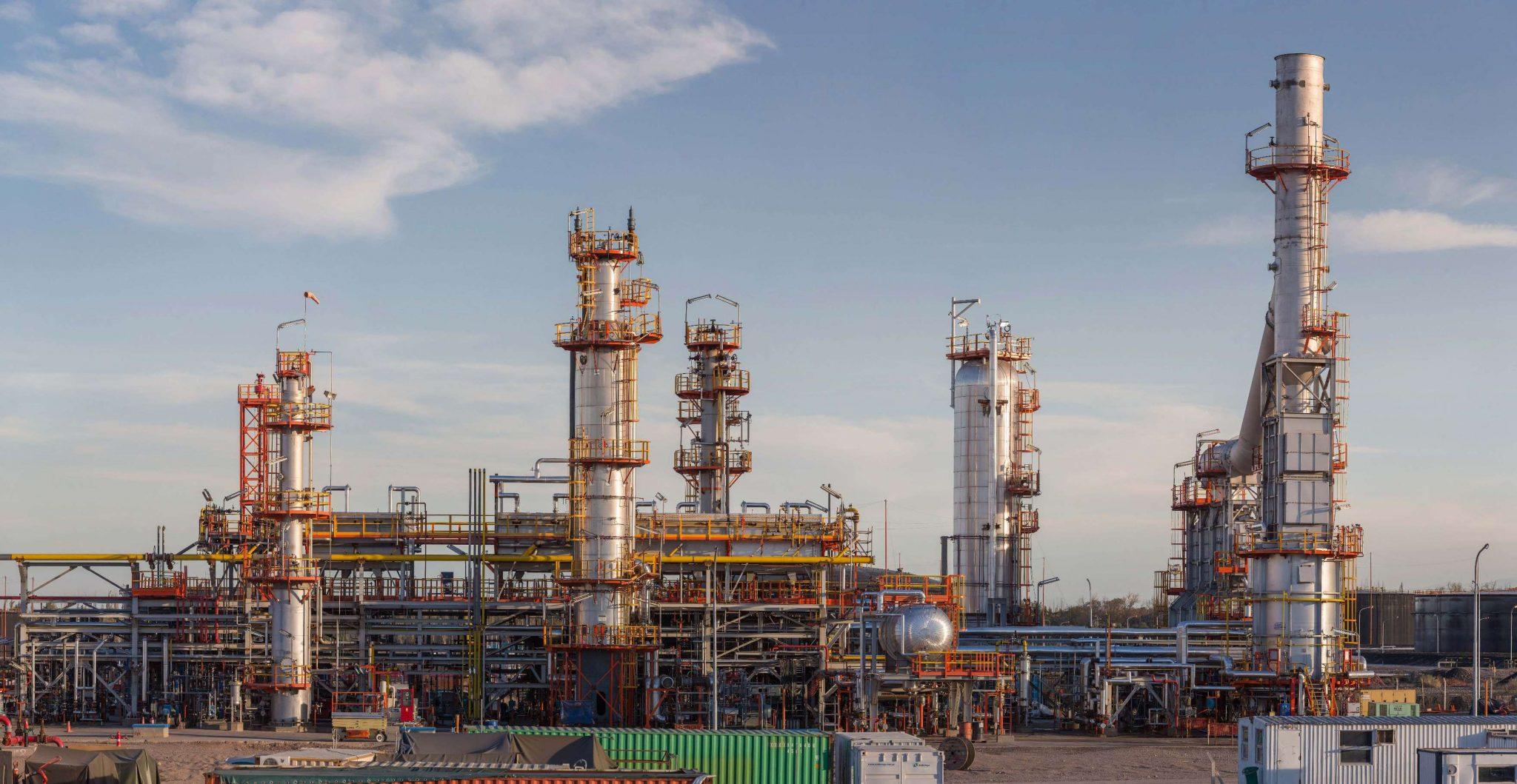 Se inauguran nuevas plantas de producción de combustibles en Mendoza