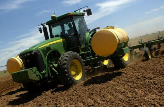 Récord de venta de tractores en el primer cuatrimestre de 2013