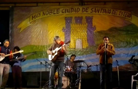 Folklore: La Brasa inicia su gira por Buenos Aires