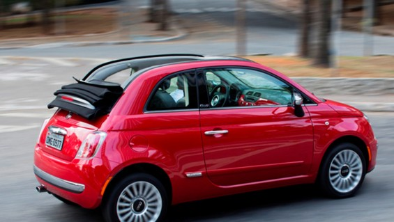 El descapotable más barato del mercado, Fiat 500C