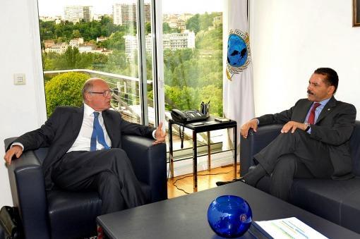 Timerman dice que el informe de Nisman no es obstáculo y destacó el respaldo de Interpol