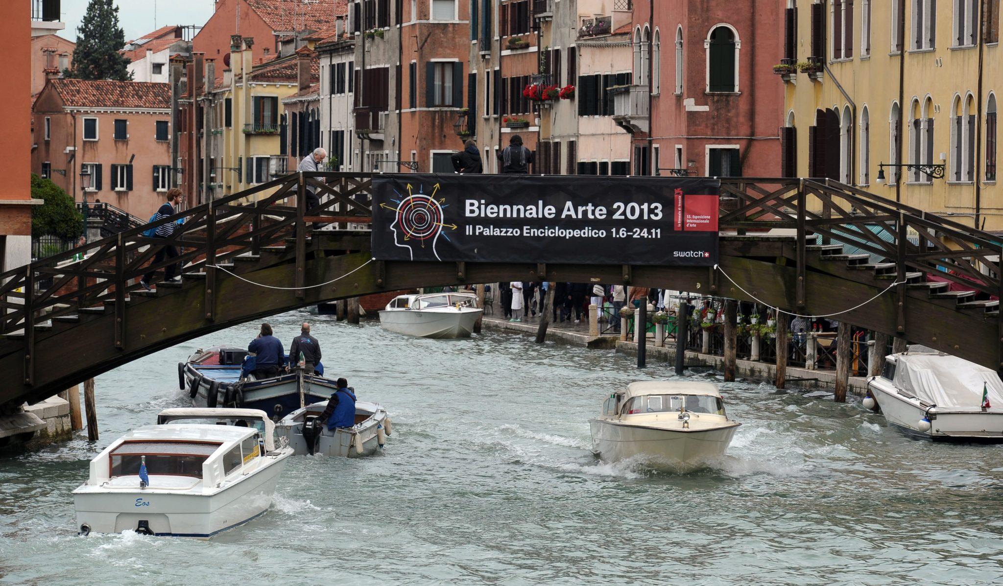 Las obras de Xul Solar en la Bienal de Venecia
