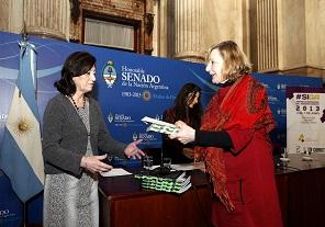 Distinguen a Desarrollo Social con el Premio Internacional de iniciativas de Gobierno Abierto