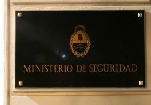 Designaciones en el Ministerio de Seguridad