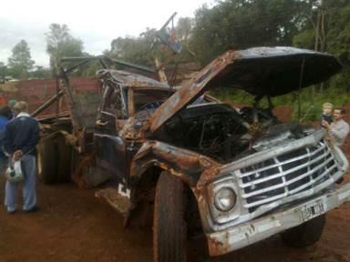 Renatea responsabilizó a empresarios yerbateros por el accidente de Misiones