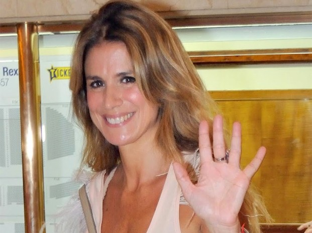 "Flavia Palmiero: ""No tengo idea si Barbarita Vélez vino a casa"""