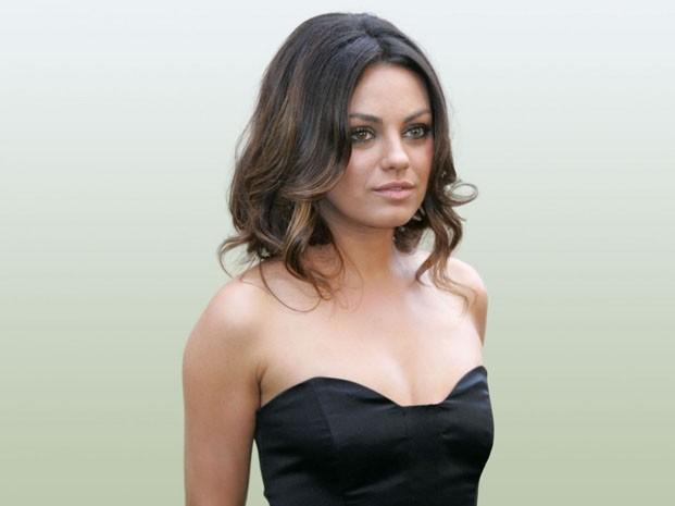 Mila Kunis elegida la mujer más sexy del mundo