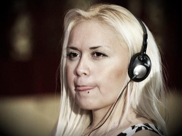 Verónica Ojeda grabará su propio disco musical producido por Ricardo Fort