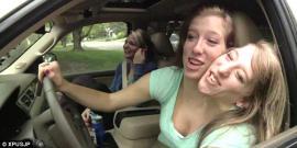 Cómo viven Abby y Brittany ,dos siamesas