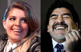 El insólito regalo que  Diego Maradona quiso darle a Dalma