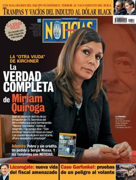 La verdad completa de Miriam Quiroga