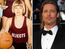 La foto que Brad Pitt desearía haber perdido