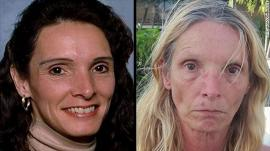 Mujer huyó de su familia y apareció 11 años después
