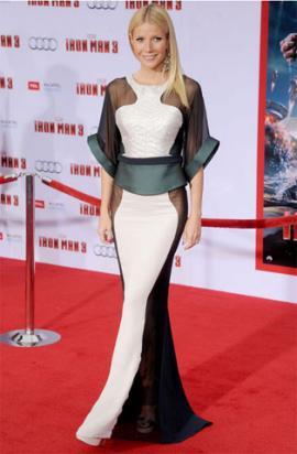 El atrevido look de Gwyneth Paltrow, la mujer más linda del mundo