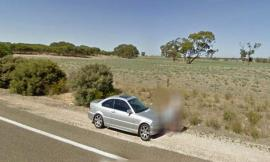 Foto: Atrapados por Google Street View