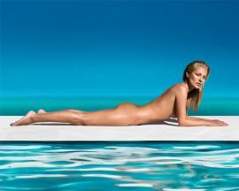 El desnudo de Kate Moss