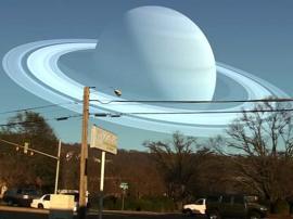 Cómo veríamos los diferentes planetas si estuvieran a la misma distancia que la Luna