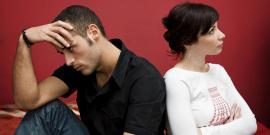 Las peores frases para cortar una relación