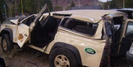 La Land Rover de Garfunkel