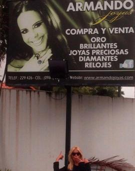 La polémica foto que compartió Nazarena Vélez