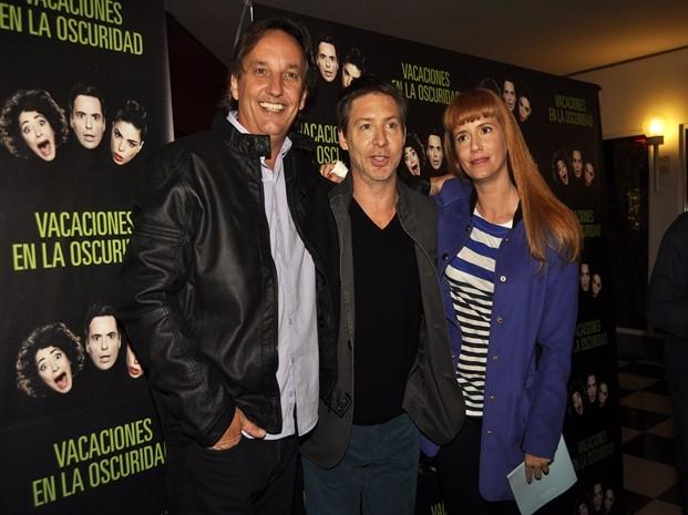 Adrián Suar y Nacho Laviaguerre producirán más teatro