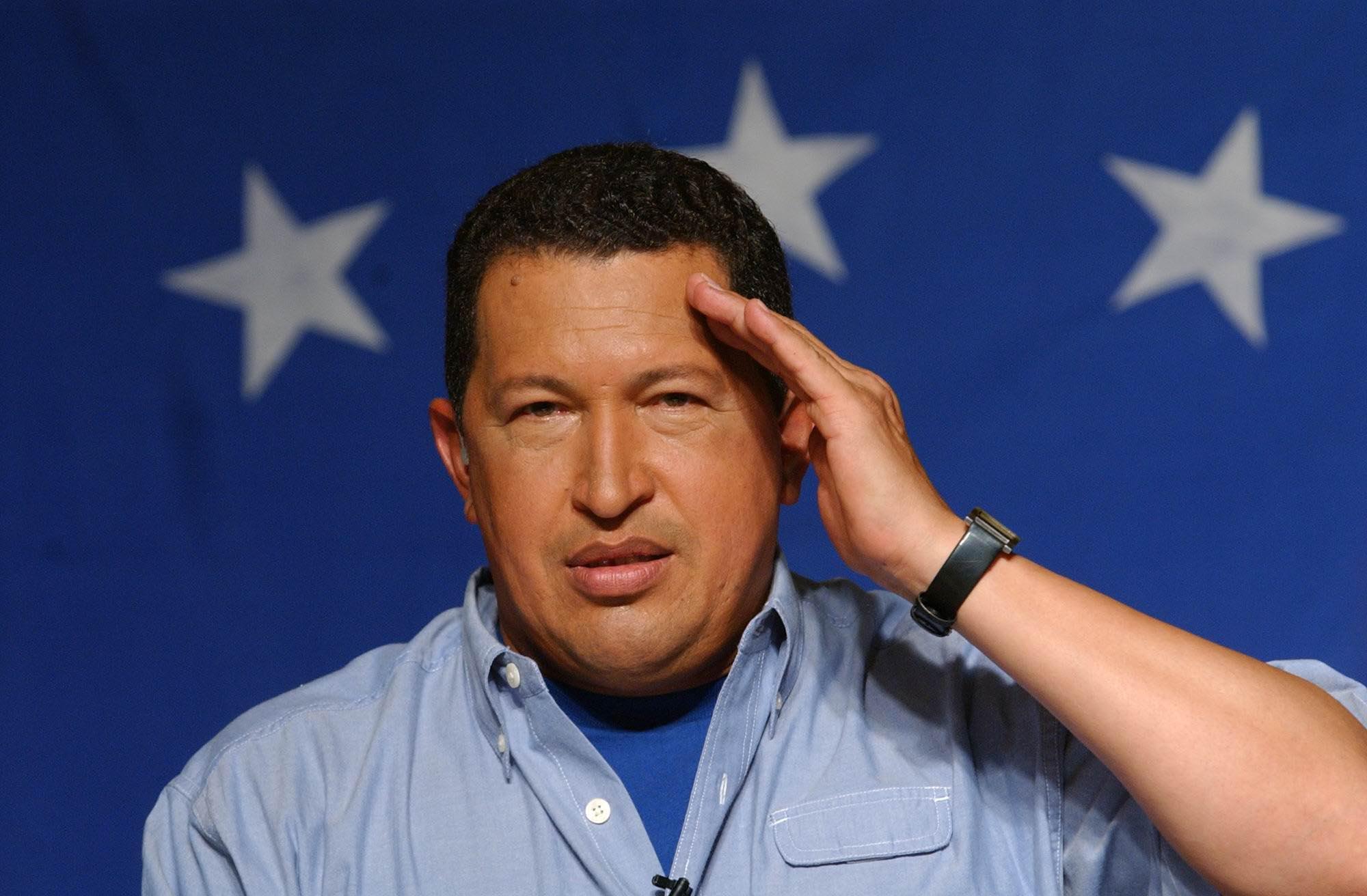 el primer presidente de venezuela: