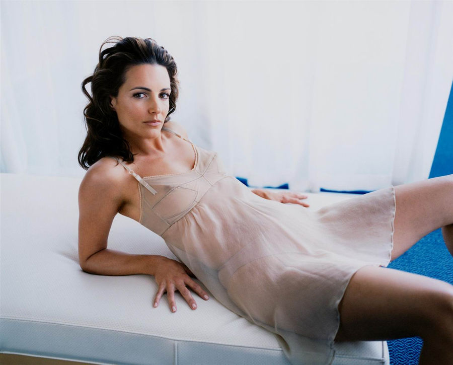 Kristin Davis Sexy 40