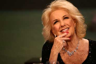 Murió Mirtha Legrand