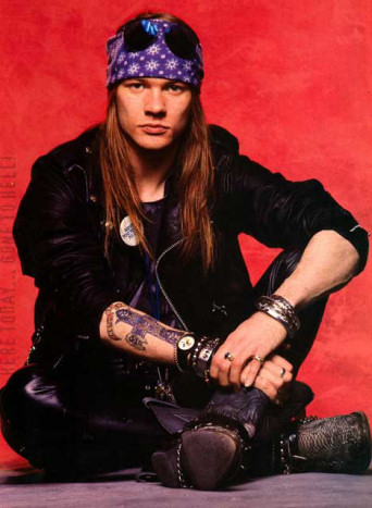 fotos de axl rose. Black Bedroom Furniture Sets. Home Design Ideas