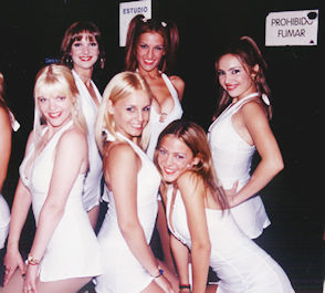 fotos de bailarinas de pasion de sabado: