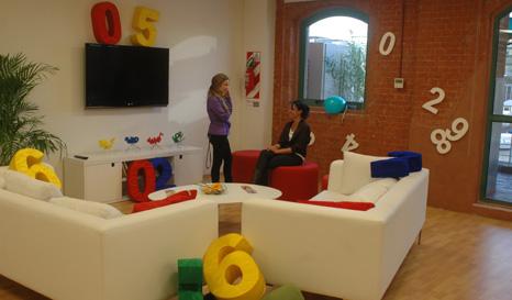 Oficinas de google en puerto madero for Google argentina oficinas