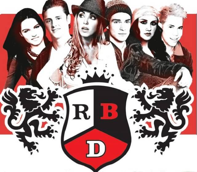 musica rbd rebelde: