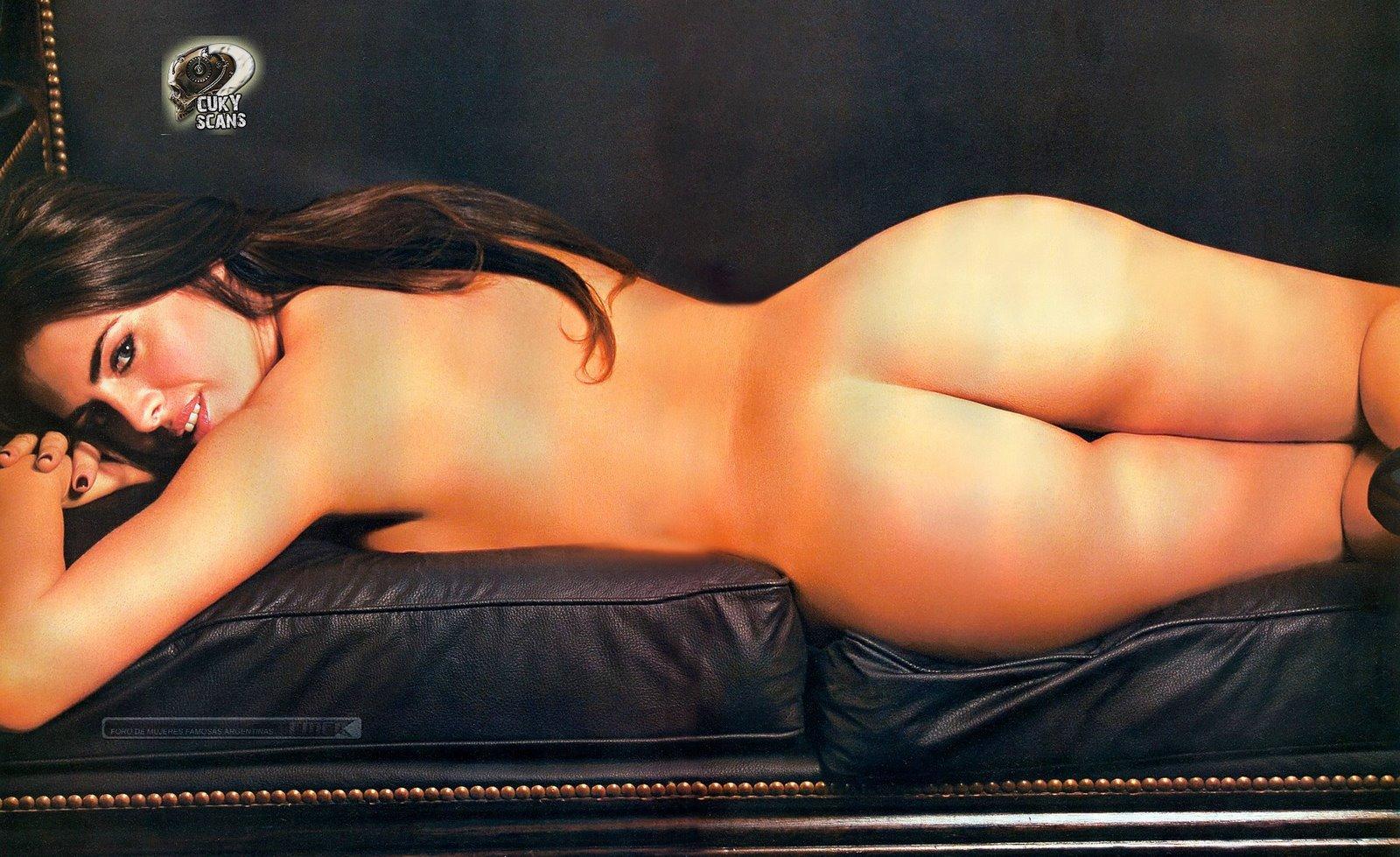 Silvina Luna En Playboy