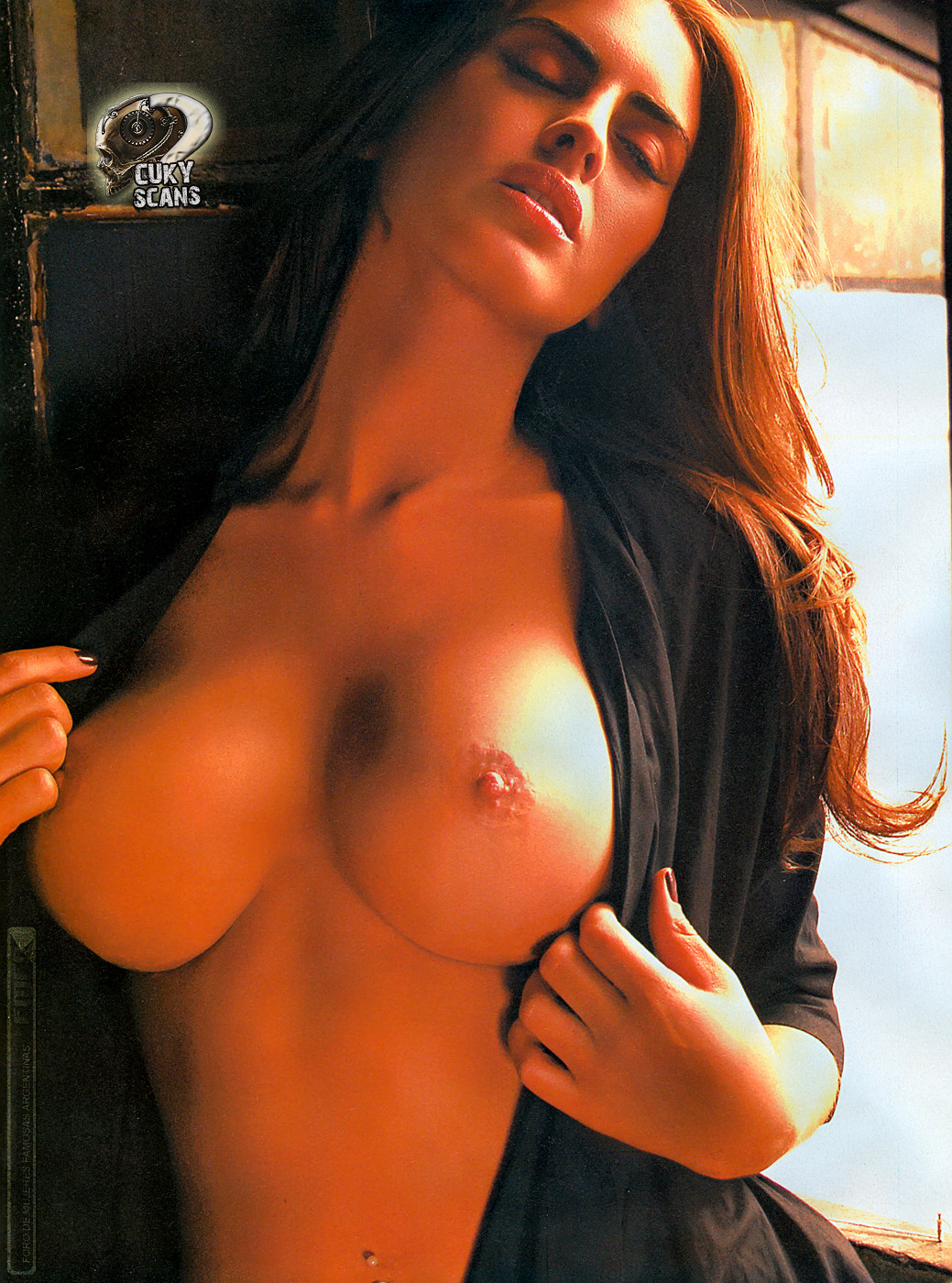 Las Fotos De Silvina Luna En Playboy Agosto